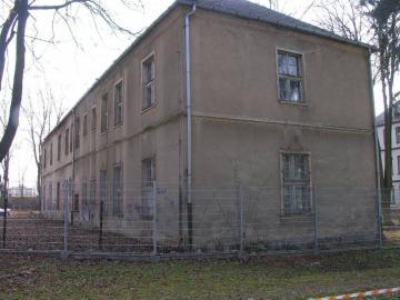 Galeria Centrum Aktywizacji Społeczno-Gospodarczej - budynek przed remontem