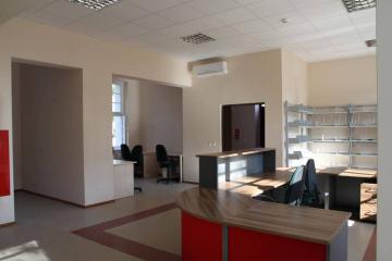 Galeria Centrum Aktywizacji Społeczno-Gospodarczej - budynek po remoncie