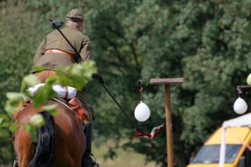 Galeria Bitwa pod Włodzieninem - rekonstrukcja walk z okresu II Wojny światowej