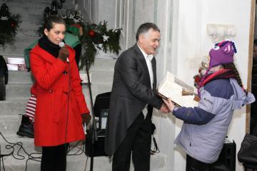 """Galeria """"Pałacowe polsko-czeskie kolędowanie"""" - Pałac Wysoka - 13 grudzień 2014"""