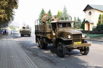 Galeria Dzień Wojska Polskiego - w Dzbańcach Osiedlu i w Wódce