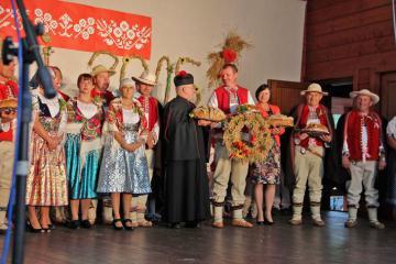 Galeria Dożynki w Istebnej - 20 września 2015r.