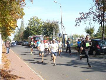 Galeria III bieg Branicki - 4 pażdziernika 2015r.