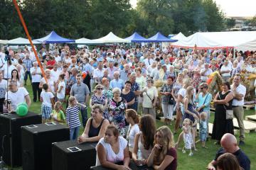 Galeria Dożynki Gminno-Powiatowe Włodzienin 2016