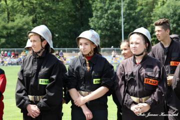 Galeria XXVI Zawody Sportowo-Pożarnicze  o Puchar Wójta Gminy Branice